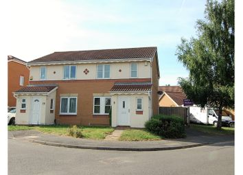 Thumbnail 3 bedroom semi-detached house for sale in Ardmore Close, Nottingham