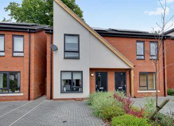 Thumbnail 2 bedroom semi-detached house for sale in Alexandra Park, Mapperley, Nottingham