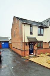 Thumbnail 3 bed semi-detached house for sale in Coed Y Plas, Johnstown, Carmarthen