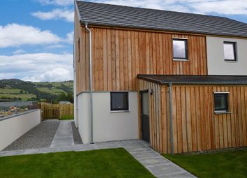 Thumbnail 3 bedroom semi-detached house for sale in Drumnadrochit, Inverness