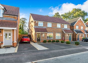Thumbnail 3 bed semi-detached house for sale in Port Rise, Chatham