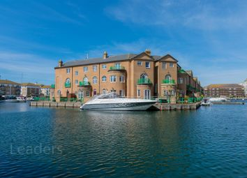 Thumbnail 4 bed terraced house for sale in Trafalgar Gate, Brighton Marina Village