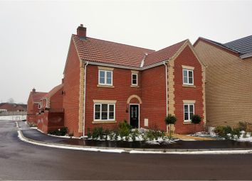 Thumbnail 4 bed detached house for sale in Primrose Avenue, Downham Market