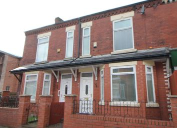 Thumbnail 4 bedroom terraced house for sale in Levenshulme Road, Manchester