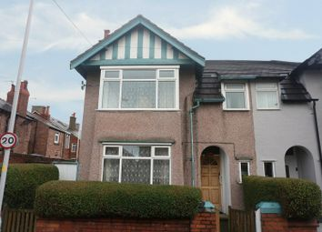 Thumbnail 4 bed semi-detached house for sale in Greasby Road, Wallasey, Merseyside