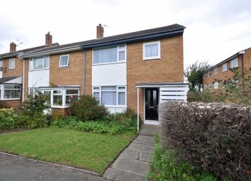 Thumbnail 3 bed end terrace house for sale in Somerset Road, West Kirby, Wirral