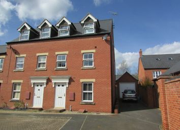 Thumbnail 3 bed semi-detached house for sale in Sage Close, Banbury