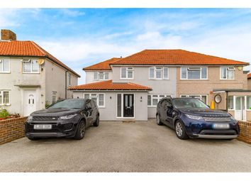Thumbnail 4 bed semi-detached house for sale in Grenville Road, New Addington, Croydon