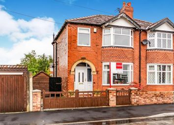 Thumbnail 3 bed semi-detached house for sale in Greave Road, Offerton, Stockport, Cheshire