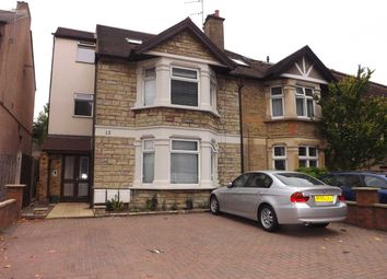 Thumbnail 1 bed flat to rent in Uxbridge Road (Studio Flat), Hanwell, West Ealing