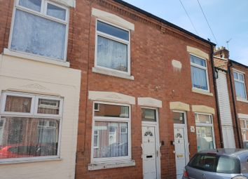 Thumbnail 3 bed terraced house for sale in Moores Road, Belgrave, Leicester