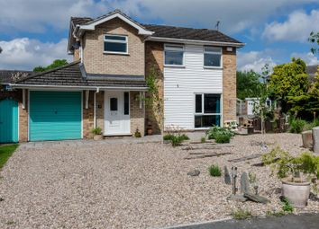 3 bed detached house for sale in Manor Way, Burbage, Hinckley LE10