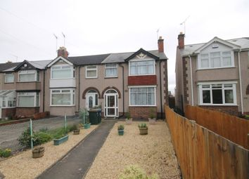Thumbnail 3 bed end terrace house for sale in Ansty Road, Coventry