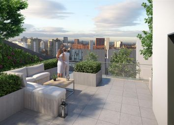Thumbnail 2 bed flat for sale in Floor 3, Element, Uptown, Trinity Road, Manchester