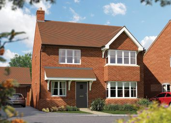 "Thumbnail 4 bed detached house for sale in ""The Canterbury"" at Drake Street, Welland, Malvern"
