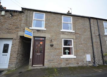 Thumbnail 3 bed terraced house for sale in The Batts, Frosterley, Bishop Auckland