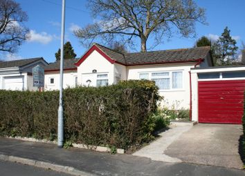 Thumbnail 2 bed detached bungalow for sale in Coombe Close, Bovey Tracey, Newton Abbot