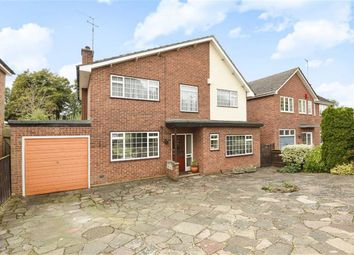 Thumbnail 4 bed detached house for sale in Meadow Way, Rickmansworth