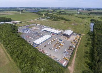 Thumbnail Land to let in Industrial Land At Bilsthorpe Business Park, Eakring Road, Bilsthorpe, Newark, Nottinghamshire