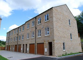 Thumbnail 4 bed town house to rent in Wildspur Mills, New Mill, Holmfirth