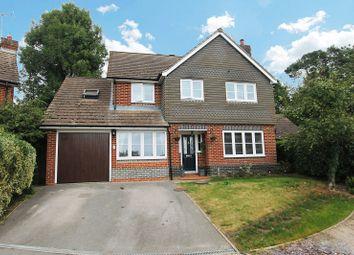Thumbnail 5 bed detached house for sale in Easton Crescent, Billingshurst, West Sussex.