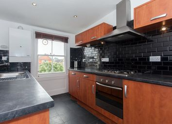 Thumbnail 1 bed flat to rent in Lewin Road, Streatham