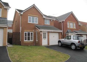 Thumbnail 3 bed detached house to rent in Cinnamon Drive, Trimdon Station