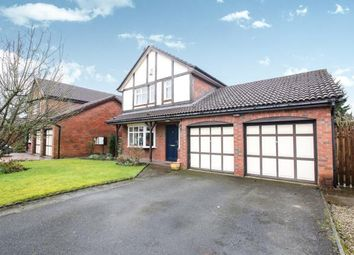 Thumbnail 4 bedroom detached house for sale in Sutherland Drive, Macclesfield, Cheshire