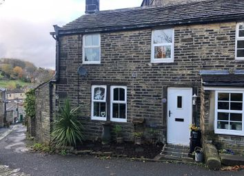 Thumbnail 2 bed cottage for sale in Goose Green, Holmfirth