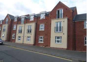 Thumbnail 1 bed flat to rent in Hooks Close, Anstey, Leicester