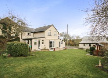 Thumbnail 4 bed link-detached house for sale in Pitsford Hill, Wiveliscombe, Taunton