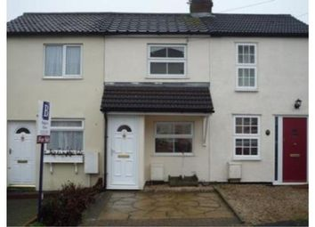 Thumbnail 1 bed terraced house to rent in Milton Road, Warley, Brentwood