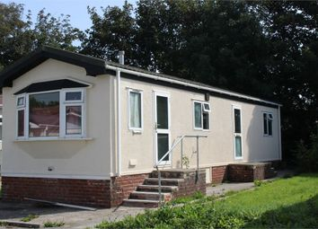 Thumbnail 2 bed mobile/park home for sale in Ham Manor Park, Llantwit Major