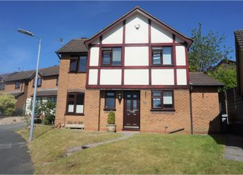 Thumbnail 3 bed detached house for sale in Melford Drive, Macclesfield