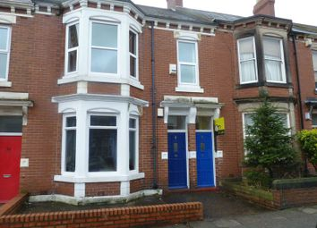 Thumbnail 3 bedroom flat for sale in Rokeby Terrace, Heaton, Newcastle Upon Tyne