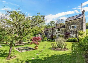 Thumbnail 5 bedroom detached house for sale in Sheepscombe, Stroud