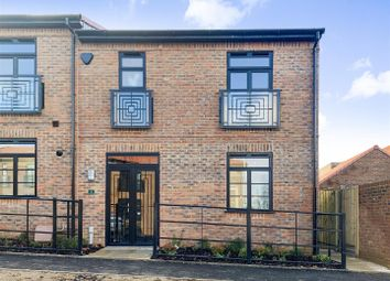 Broadbank Way, Canterbury CT1. 2 bed end terrace house for sale