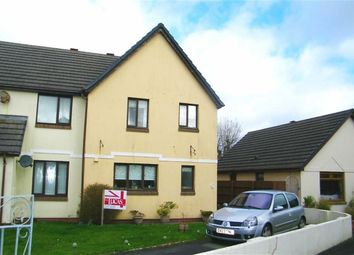 Thumbnail 3 bed semi-detached house for sale in Honeyborough Grove, Neyland, Milford Haven