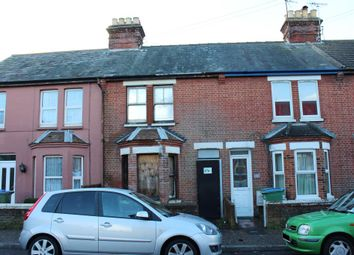 Thumbnail 3 bed terraced house for sale in 23 Linden Road, Littlehampton, West Sussex