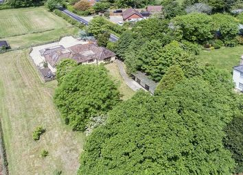 Thumbnail 4 bed detached bungalow for sale in Tiptoe, Lymington, Hampshire