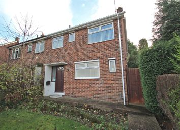 Thumbnail 3 bed semi-detached house for sale in Wollaton Avenue, Gedling, Nottingham