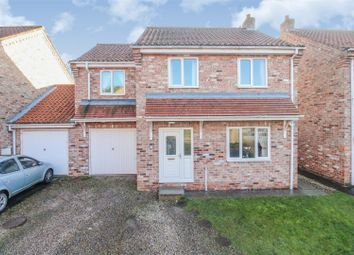 Thumbnail 4 bed link-detached house for sale in The Maltings, Nafferton, Driffield
