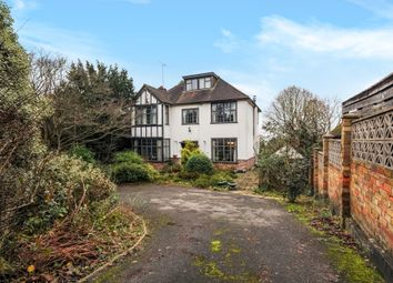 Thumbnail 5 bed detached house for sale in Harefield Road, Uxbridge