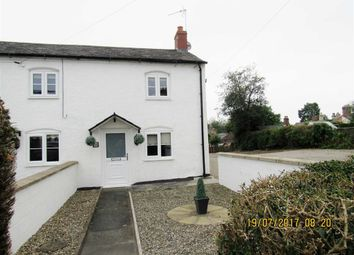 Thumbnail 1 bed cottage to rent in Top Street, Whittington, Oswestry