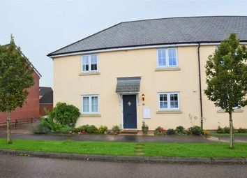 Thumbnail 3 bedroom end terrace house for sale in Cannington Road, Witheridge, Tiverton