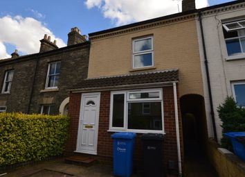 Thumbnail 2 bed terraced house to rent in Denbigh Road, Norwich