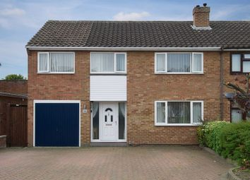Thumbnail 5 bed semi-detached house for sale in Longsands Road, St. Neots