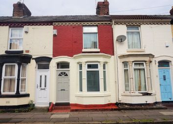 Thumbnail 2 bed terraced house for sale in Methuen Street, Wavertree, Liverpool