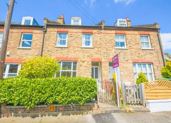 Thumbnail 3 bed terraced house for sale in Trenholme Road, London