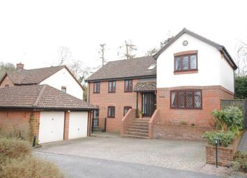 Thumbnail 5 bed detached house for sale in Abercorn Close, Selsdon, South Croydon